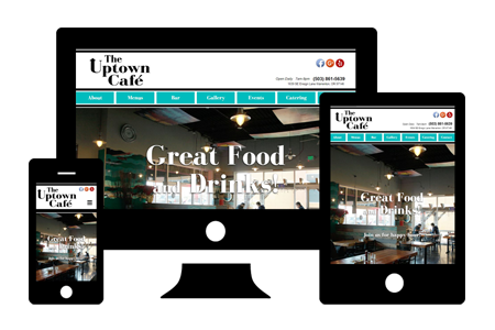 The Uptown Cafe